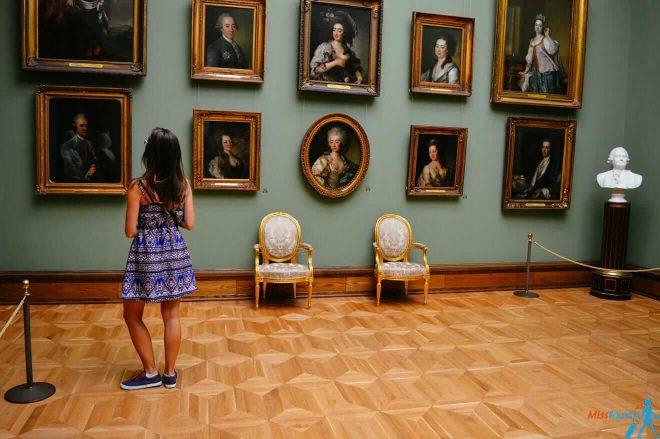 9. Tretyakovskaya gallery