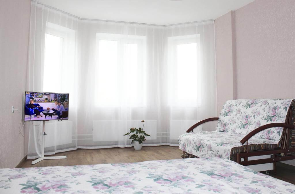 Apartment Volzhskaya Naberezhnaya
