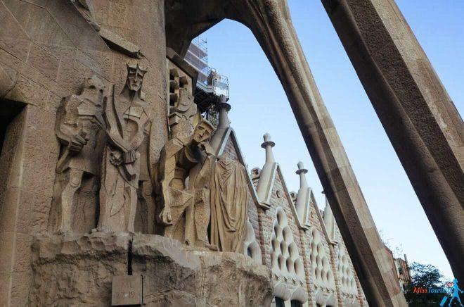 Sagrada Familia Finish date