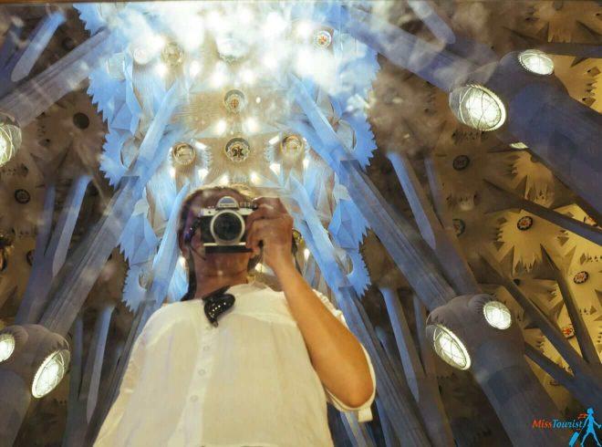 Sagrada Familia architects history