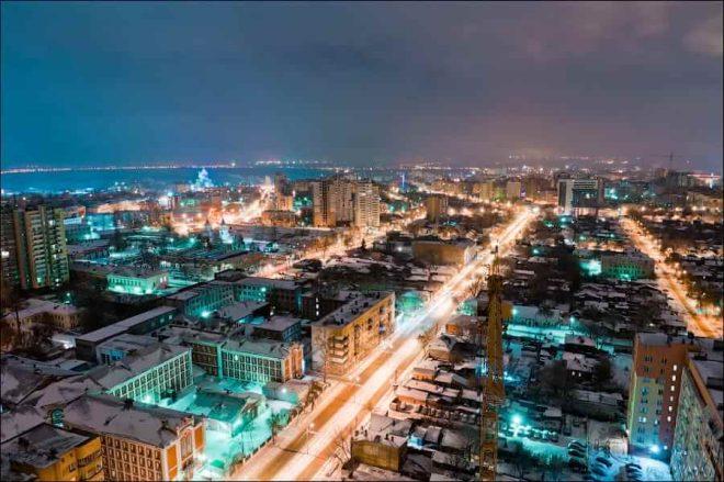 Samara hotels russia