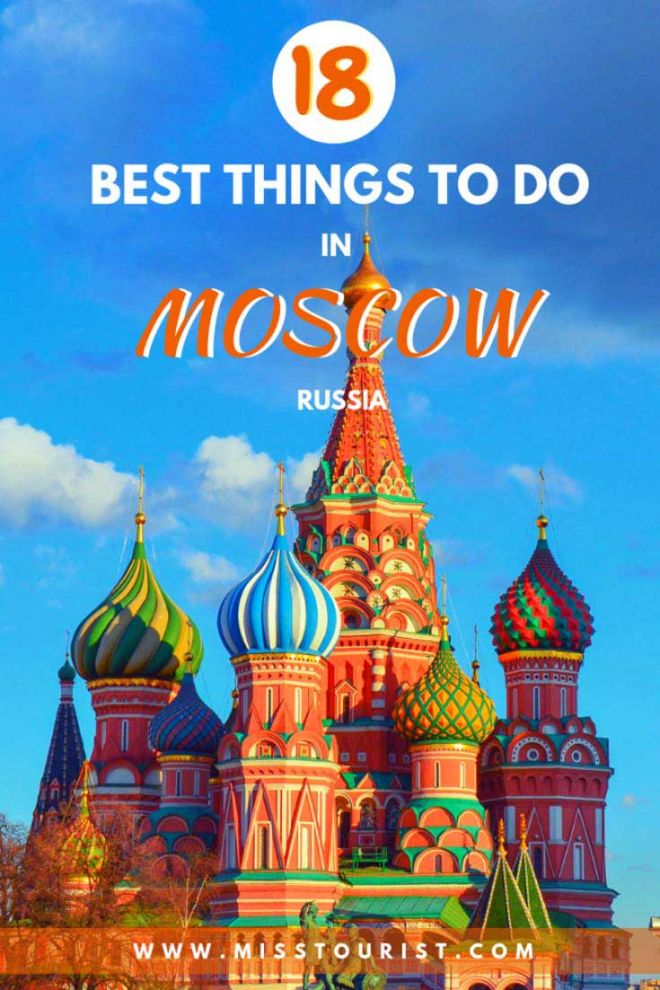 best things to do in moscow