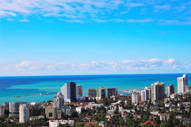 sochi where to stay best hotels