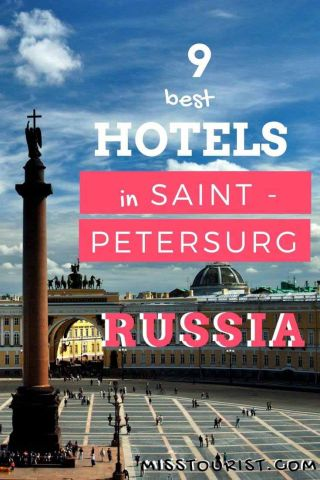 petersburg hotels