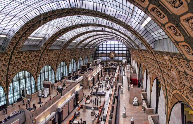 6 Places in Paris With The Longest Queues And How To Skip The Lines Orsay Museum Inside