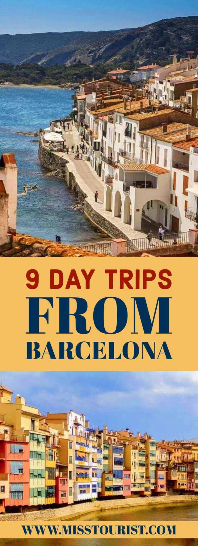 9 day trips from Barcelona pin it 2