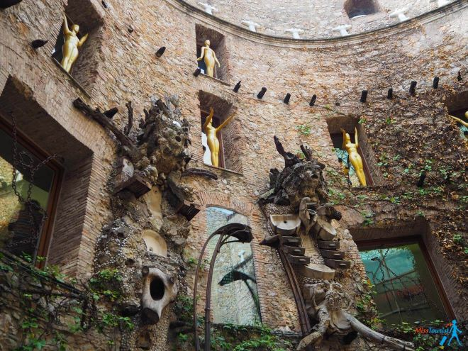 Figueres Dali Museum 1 Day Trip Barcelona