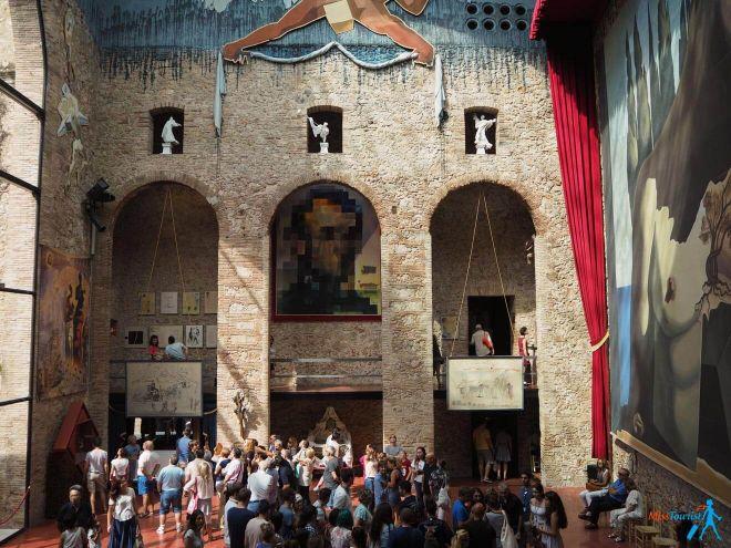 Figueres Dali Museum Day Trip Barcelona tours from barcelona