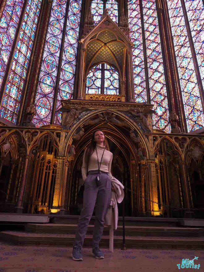 visit paris church