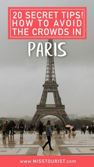paris visit