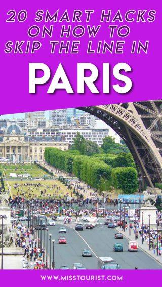 paris crowds