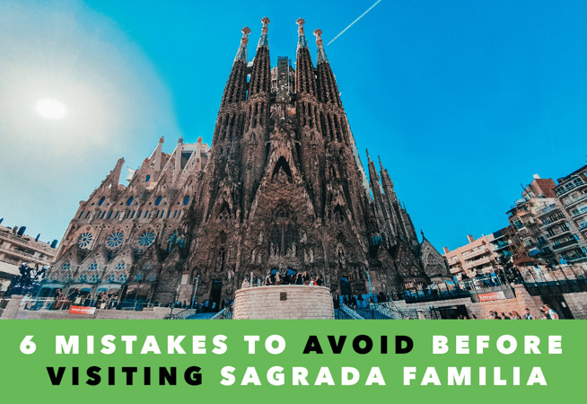 sagrada familia spain monument