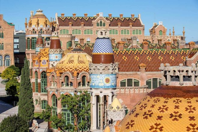 Unusual and Fun Things To Do in Barcelona Old Sant Pau Hospital 2