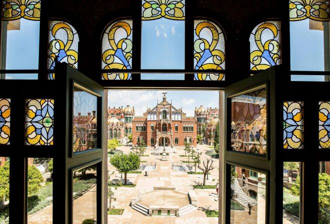 Unusual and Fun Things To Do in Barcelona Old Sant Pau Hospital 3