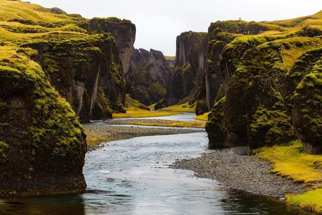 Why you should rent a car in Iceland road travel 1
