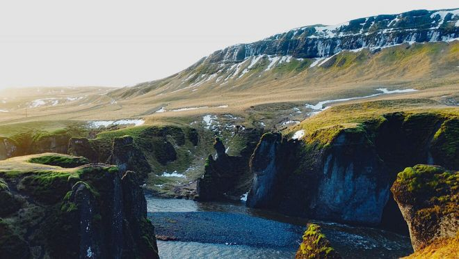 Why you should rent a car in Iceland road travel 3