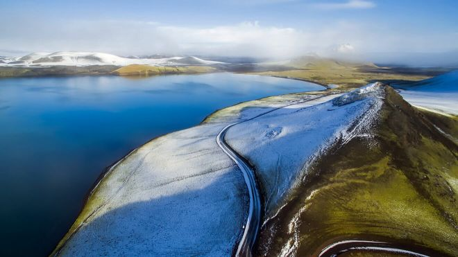 Why you should rent a car in Iceland road travel 5