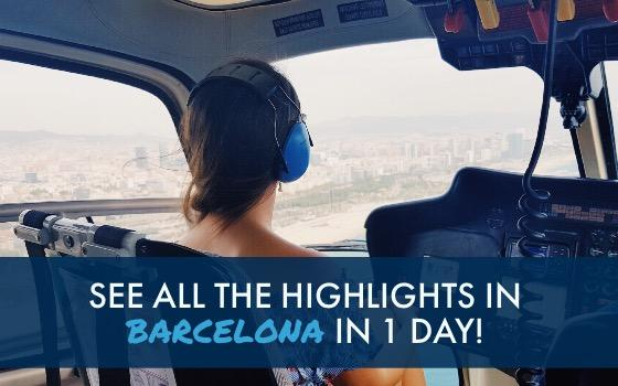 See All the Highlights in Barcelona in 1 day