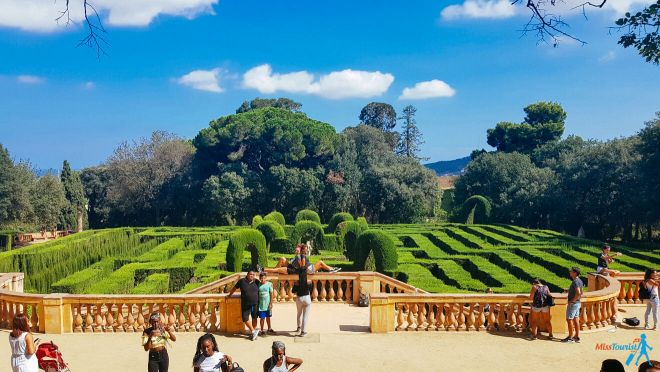 parc del laberint 1 Unusual things to do in Barcelona Spain