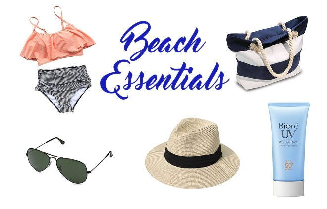 15 things you should take to maldives beach essentials