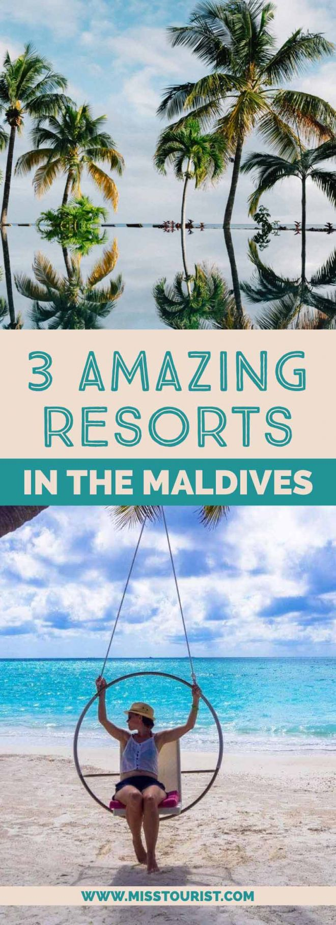 3 Amazing Resorts In The Maldives pin it 1