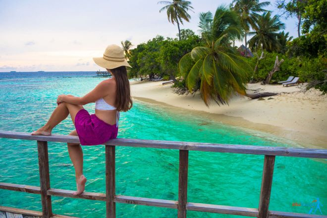 3 Amazing Resorts in the Maldives Bandos 2