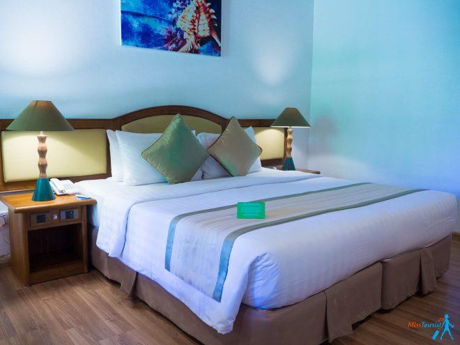 3 Amazing Resorts in the Maldives Bandos Accomodation Room