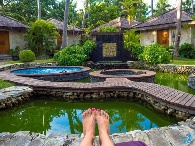 3 Amazing Resorts in the Maldives Bandos Spa 2