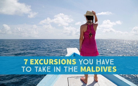 7 excursions you have to take in the Maldives cover