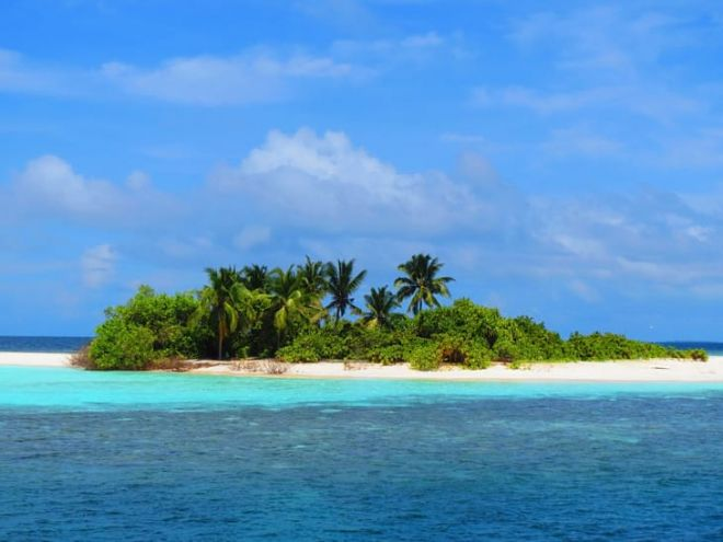 7 excursions you have to take in the Maldives deserted island