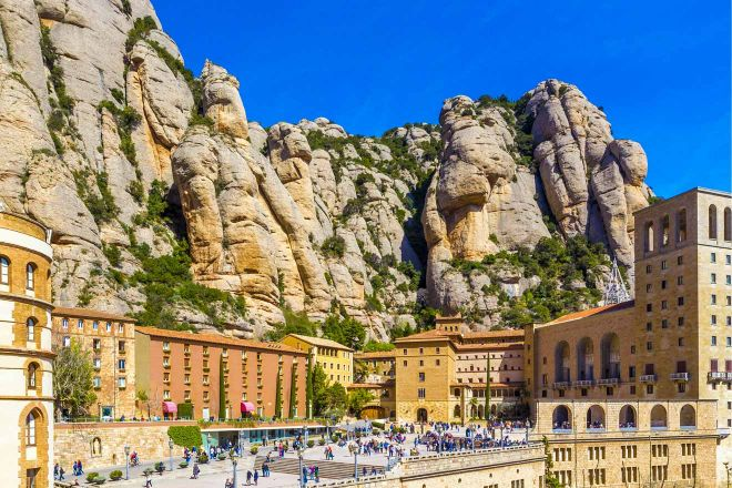 9 Best Day Trips From Barcelona With Prices and Tips on Transportation montserrat spain