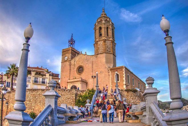9 Best Day Trips From Barcelona With Prices and Tips on Transportation sitges spain 2