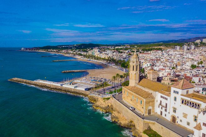 9 Best Day Trips From Barcelona With Prices and Tips on Transportation sitges spain