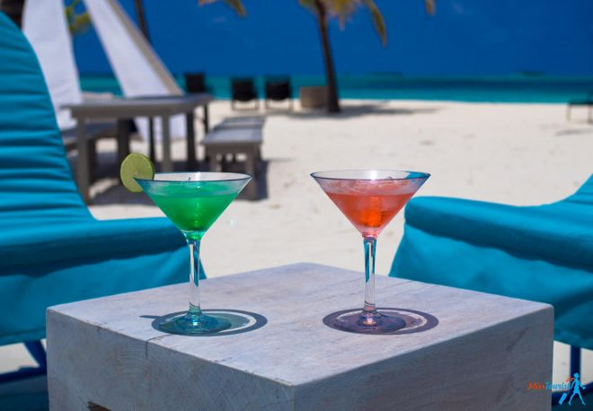 Kanuhura Resort in the Maldives Your Private Escape cocktail