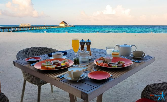 Kanuhura Resort in the Maldives Your Private Escape private dinner island