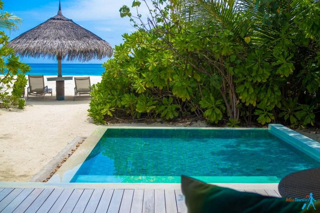 Kanuhura Resort in the Maldives Your Private Escape private pool