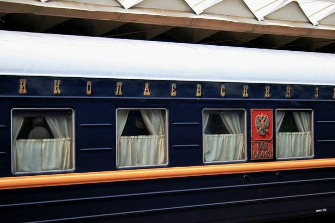 The Ultimate Guide to Russian Trains 12