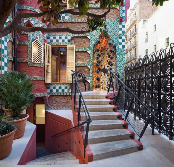 Unusual and Fun Things To Do in Barcelona Casa Vicens 2