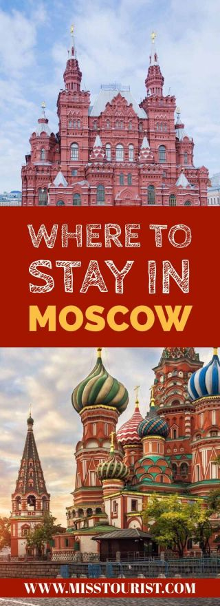 where to stay moscow