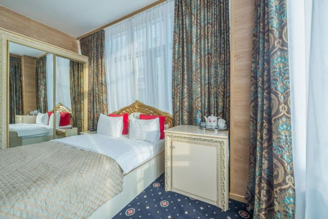Where To Stay in Moscow Hotel Recommendations Russia 1 Grand Hotel Belorusskaya