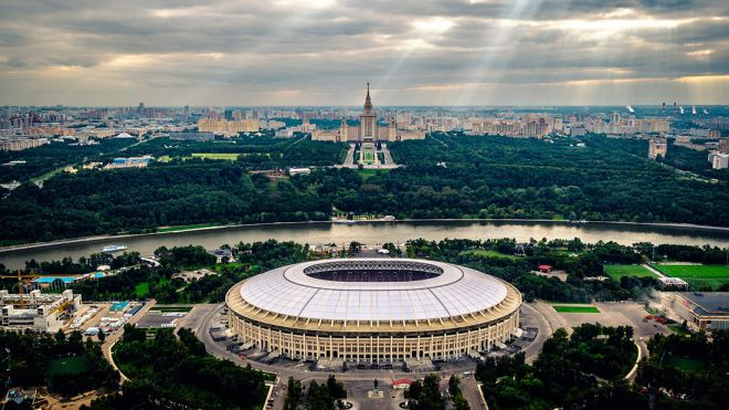 Where To Stay in Moscow Hotel Recommendations Russia 1 Luzniki Stadium