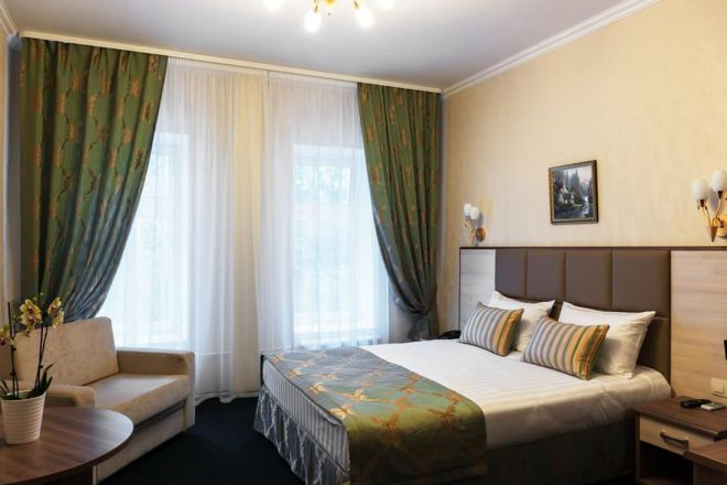 Where To Stay in Moscow Hotel Recommendations Russia 1 Seven Hills Brestskaya Hotel