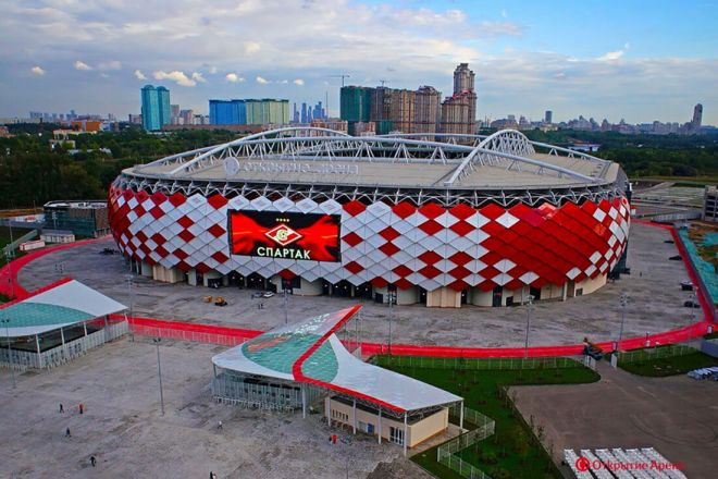 Where To Stay in Moscow Hotel Recommendations Russia 1 Spartak Stadium