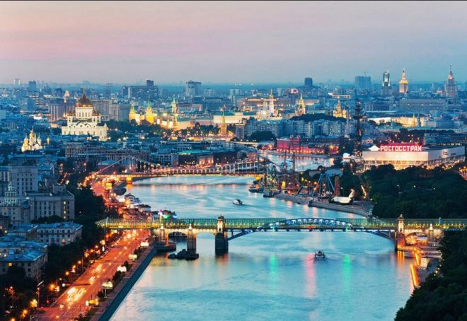 Where To Stay in Moscow Hotel Recommendations Russia 7