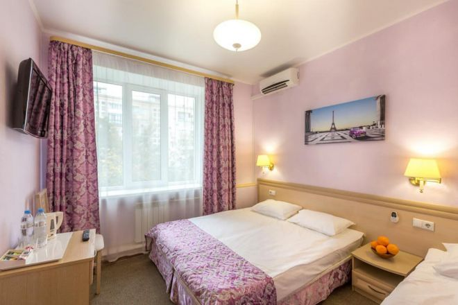 Where To Stay in Moscow Hotel Recommendations Russia Apelsin Hotel on Komsomolskaya