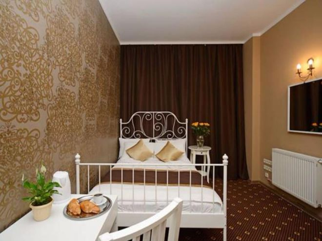 Where To Stay in Moscow Hotel Recommendations Russia Apelsin Hotel on Park