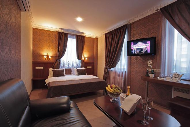 Where To Stay in Moscow Hotel Recommendations Russia Broadway Hotel Moscow