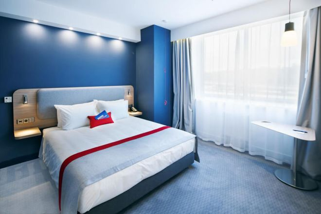 Where To Stay in Moscow Hotel Recommendations Russia Holiday Inn Express Moscow