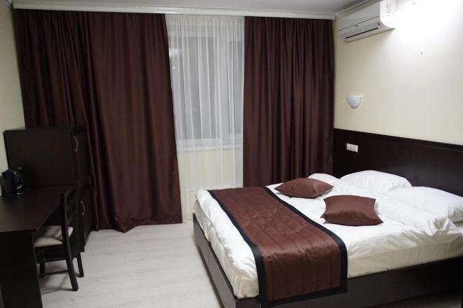 Hotels Near Spartak Stadium
