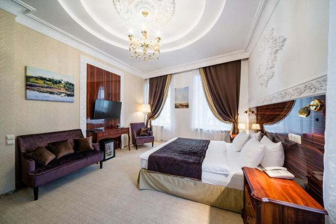 Where To Stay in Moscow Hotel Recommendations Russia Hotel Sadovnicheskaya